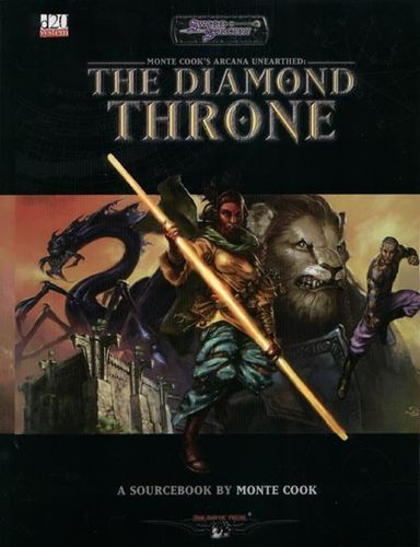 Sword&Sorcery: Arcana Unearthed: The Diamond Throne