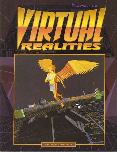 Shadowrun: Virtual Realities (1.Ed.)