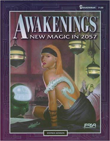 Shadowrun: Awakenings: New Magic in 2057 (2.Ed.)