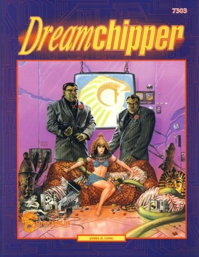 Shadowrun: Dreamchipper (1.Ed.)