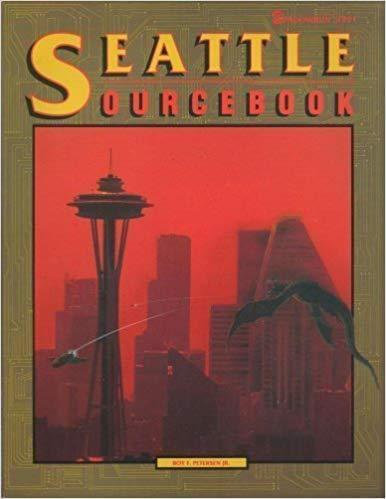 Shadowrun: Seattle Sourcebook (1.Ed.) - Alles für den Helden