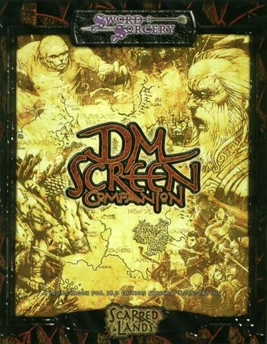 Sword&Sorcery: DM Screen Companion