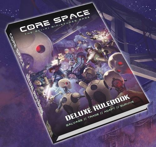 Core Space: Deluxe Rulebook EN