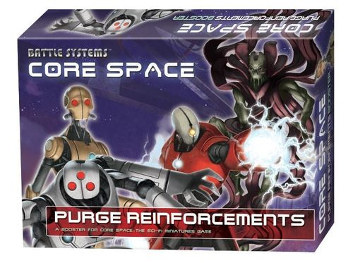 Core Space: Purge Reinforcements (Expansion) EN