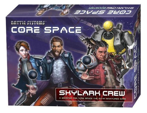 Core Space: Skylark Crew (Expansion) EN