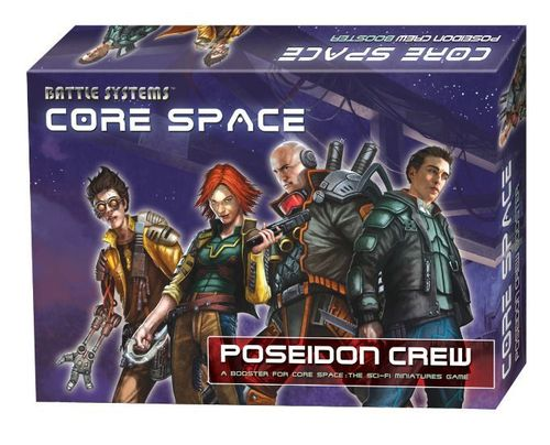 Core Space: Poseidon Crew (Expansion) EN