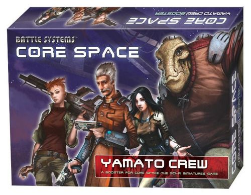 Core Space: Yamato Crew (Expansion) EN