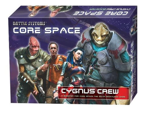 Core Space: Cygnus Crew (Expansion) EN