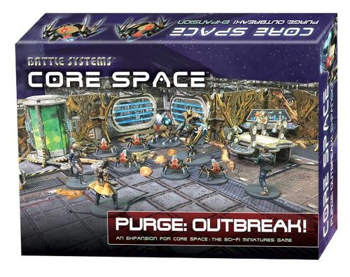Core Space: Purge Outbreak (Expansion) EN