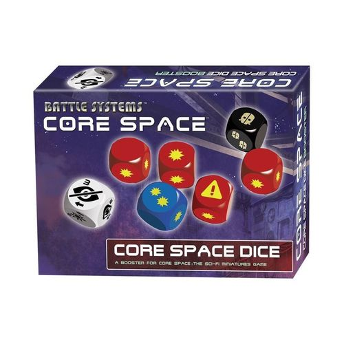 Core Space: Dice Set (7pcs) EN