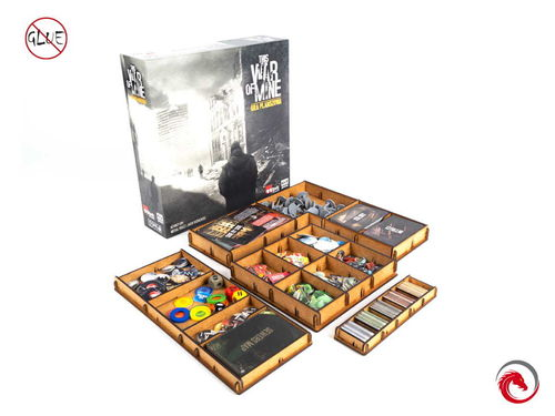 Insert This War of Mine: The Board Game™