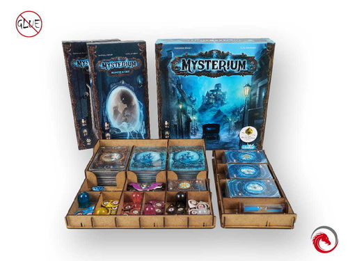 Insert Mysterium™ + Expansion